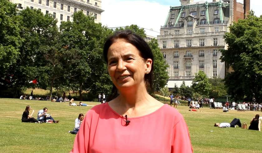 Cristina Gonzalez Leisure and Care London 2